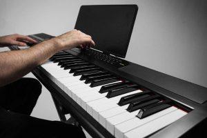 اصطلاحات و اجزای پیانو دیجیتال