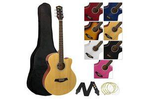 گیتار الکترو آکوستیک چیست