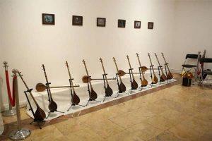 خانه موسیقی و برگذاری سومین نمایشگاه سازندگان ساز