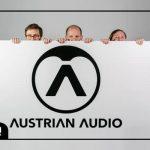 معرفی میکروفن کاندانسر جدید Austrian Audio