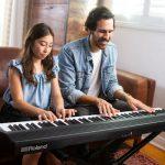 پر فروش ترین پیانو های دیجیتال حرفه ای