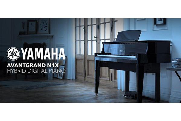 خرید پیانو Yamaha مدل AvantGrand N1X