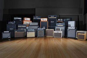 مقایسه انواع آمپلی فایر گیتار