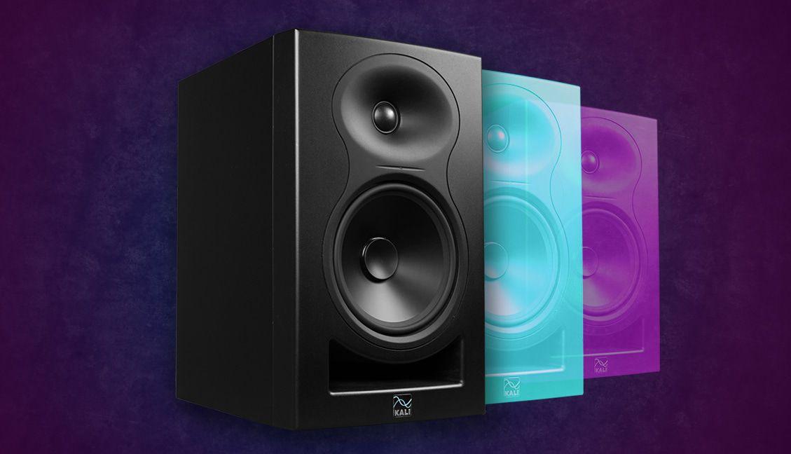 استودیو مانیتورینگ های جدید Kali Audio