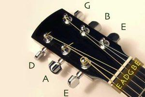 آموزش کوک کردن گیتار و معرفی رایج ترین تیونینگ ها (Tuning)