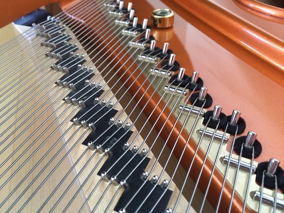اموزش کوک کردن پیانو