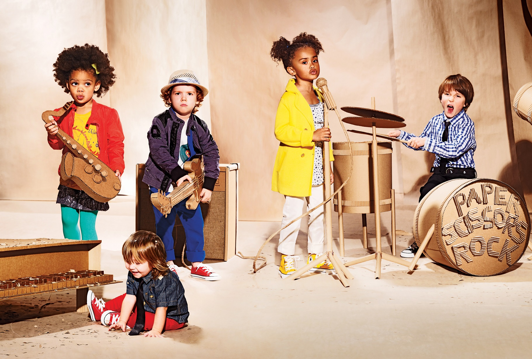 موسیقی-کودکان