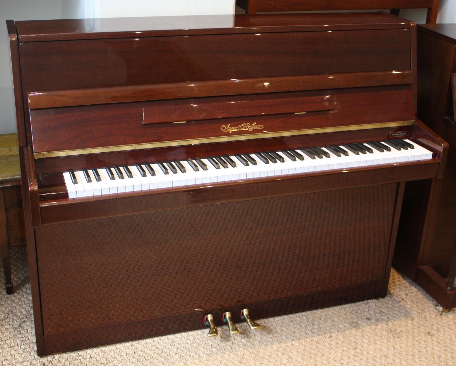 مزایای پیانوی آکوستیک