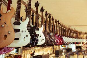 راهنمای خرید انواع گیتار