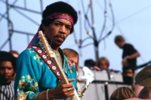 بیوگرافی جیمی هندریکس (Jimi Hendrix)