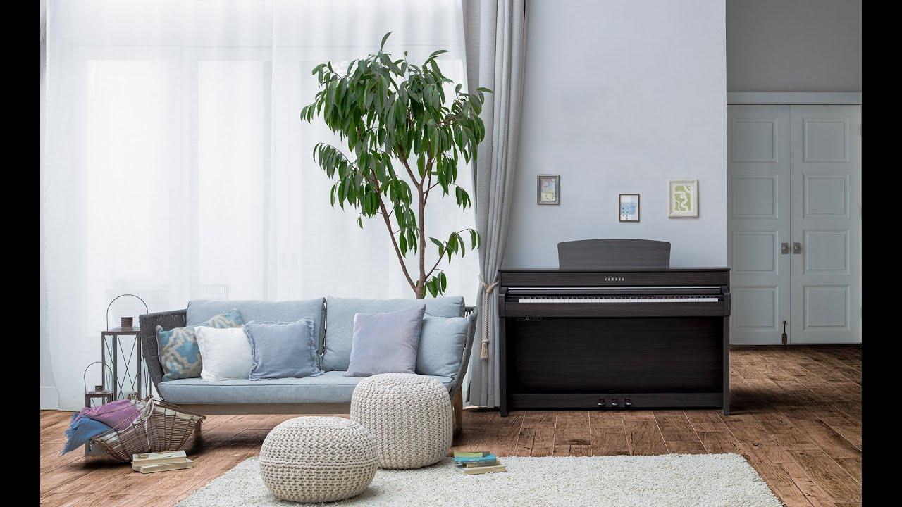پیانوی دیجیتال Yamaha CLP-745