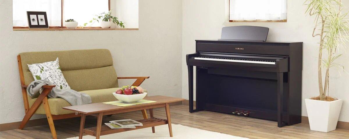 پیانوی دیجیتال Yamaha CLP675