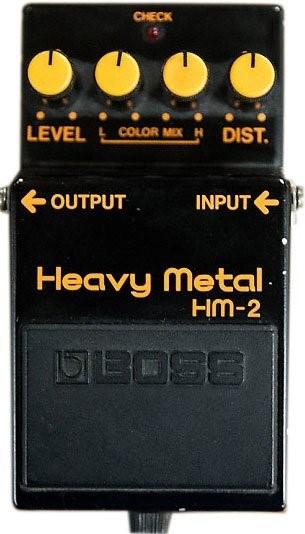 heavy metal boss