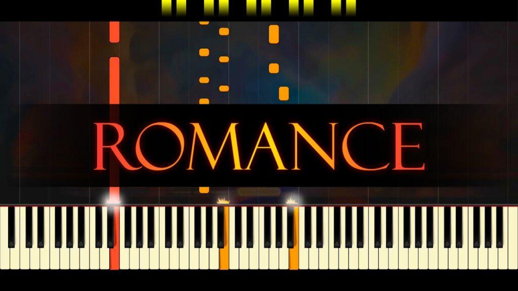 قطعه Spanish Romance