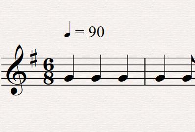 کسر میزان یا میزان نمای 6-8