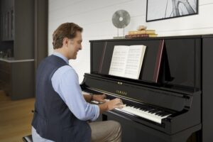 نت خوانی پیانو--