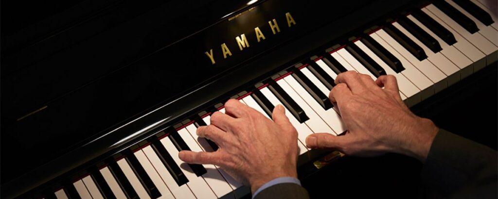 پیانوهای Yamaha
