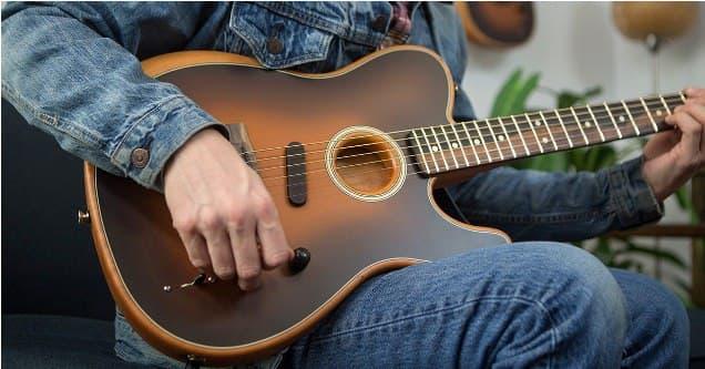 گیتار الکترواکوستیک