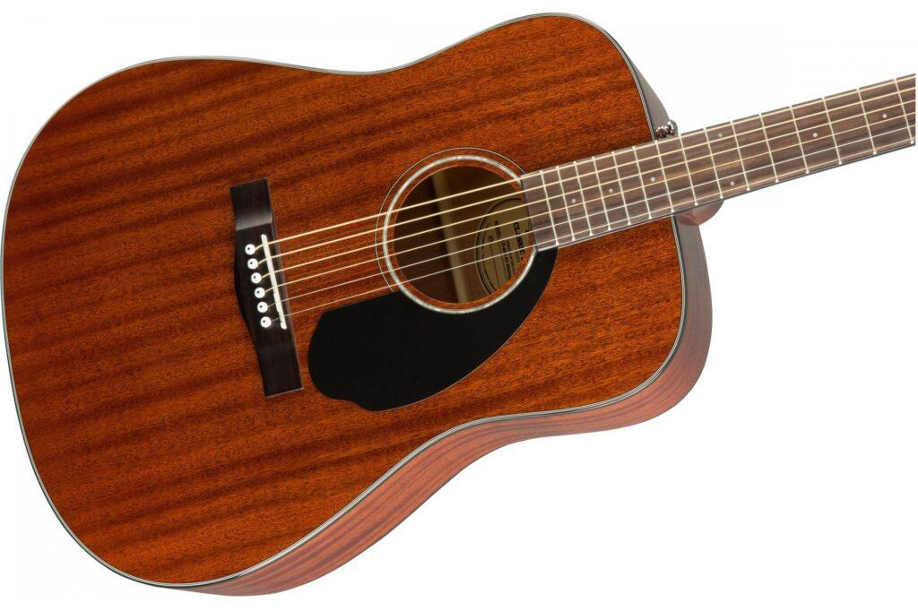 بهترین گیتار آکوستیک برای شروع چیست