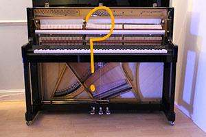 قطعات پیانو