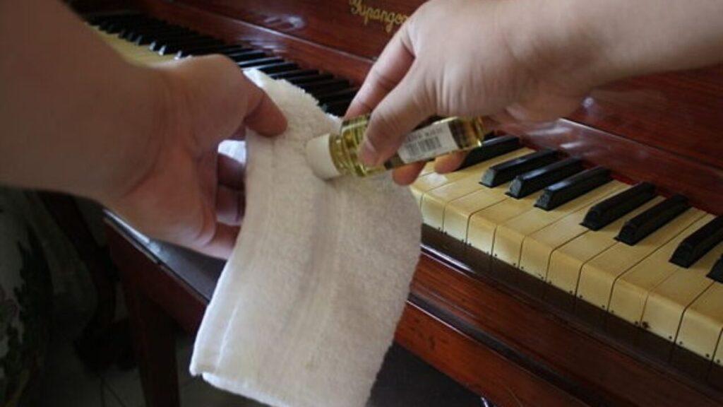 مراقبت های ضروری پیانو
