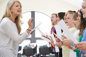 تمرین گام در آواز