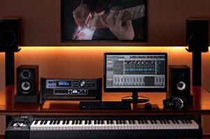home-studio