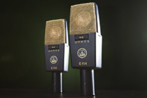 matched pair microphone