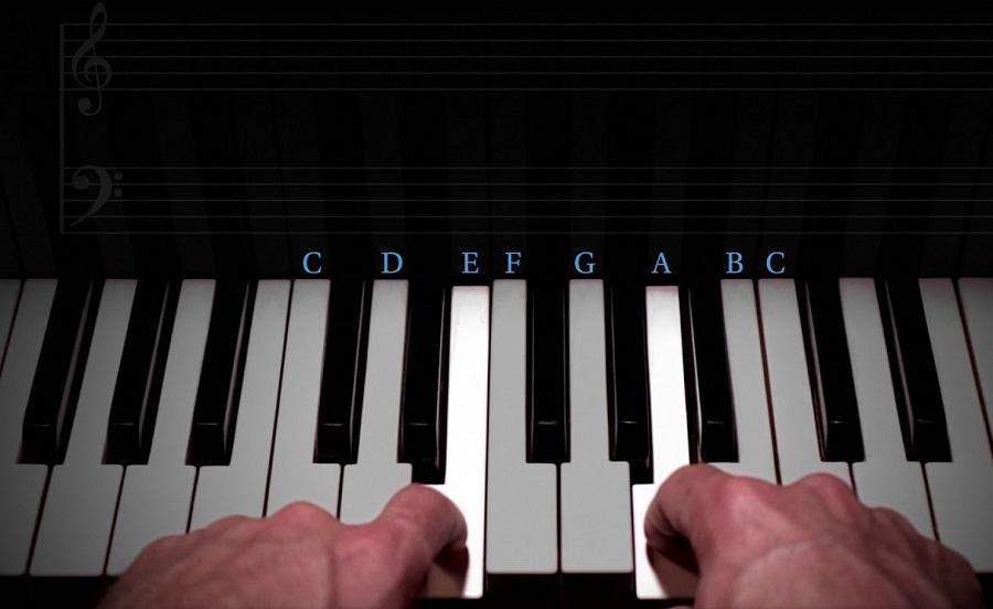 آکورد های پیانو برای افراد مبتدی