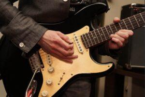 آموزش گیتار 1