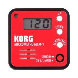 مترونوم KORG MICROMETRO MCM-1 RD
