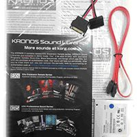 KORG KRONOS SSD CABLE SET