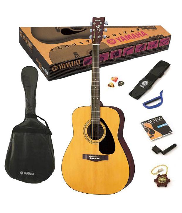 YAMAHA F310 P | پکیج گیتار آکوستیک |