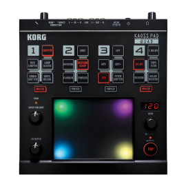 Korg Kaoss Pad Quad | افکت پد کرگ