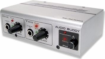 M-Audio Audio Buddy Preamp پری آمپ
