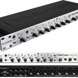 M-Audio Fast Track Ultra 8R کارت صدا