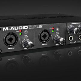 M-Audio Profire 610 کارت صدا