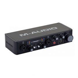 M-Audio M-Track Plus 2 | کارت صدا ام-آدیو