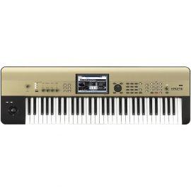 Korg Krome-61-Gold | ورک استیشن کرگ
