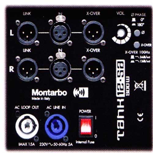 Montarbo-TANK12SA -ساب ووفر-اکتیو-مونتاربو