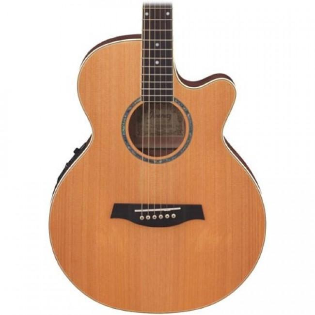 Ibanez AEG15II-LG Acoustic Guitar