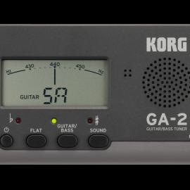 Korg GA-2 تیونر