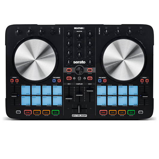 Reloop Beatmix2 MK2 | دی جی کنترلر ریلوپ |