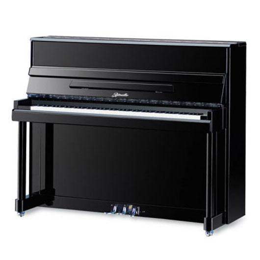 Ritmuller UP 121 RB | پیانو دیواری ریتمولر