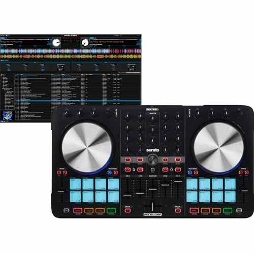 reloop-beatmix4-mk2-دی-جی-کنترلر-ریلوپ