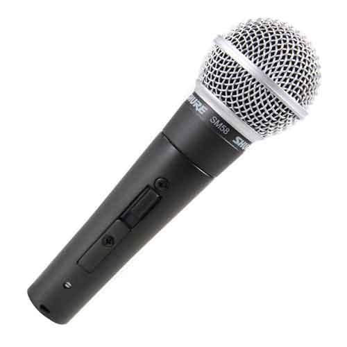 Shure-SM58 SE -میکروفون-داینامیک-شور