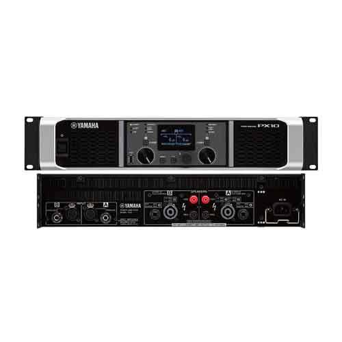 Yamaha-PX10 -آمپلی-فایر