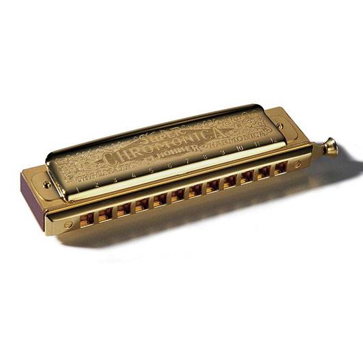 سازدهنی کروماتیک هوهنر | SUPER CHROMONICA 48 GOLD 270