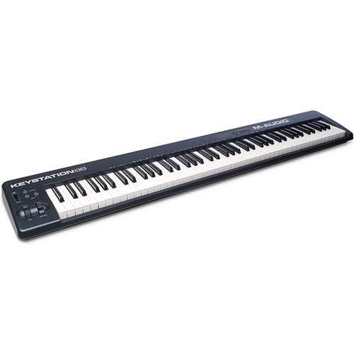 m-audio-keystation-88-ii-میدی-کنترلر-ام-آدیو