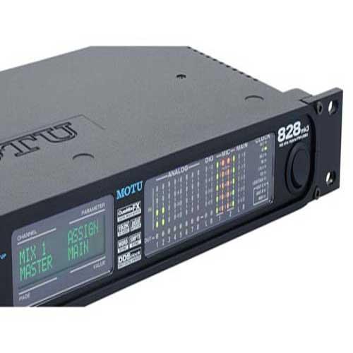 motu-828-mk3-hybrid-کارت-صدا-موتو
